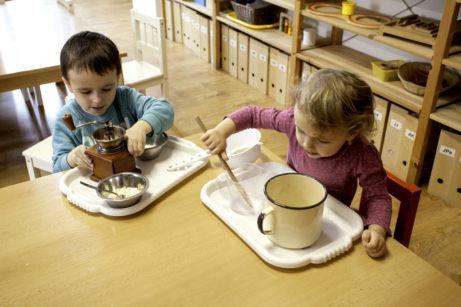 Montessori klub